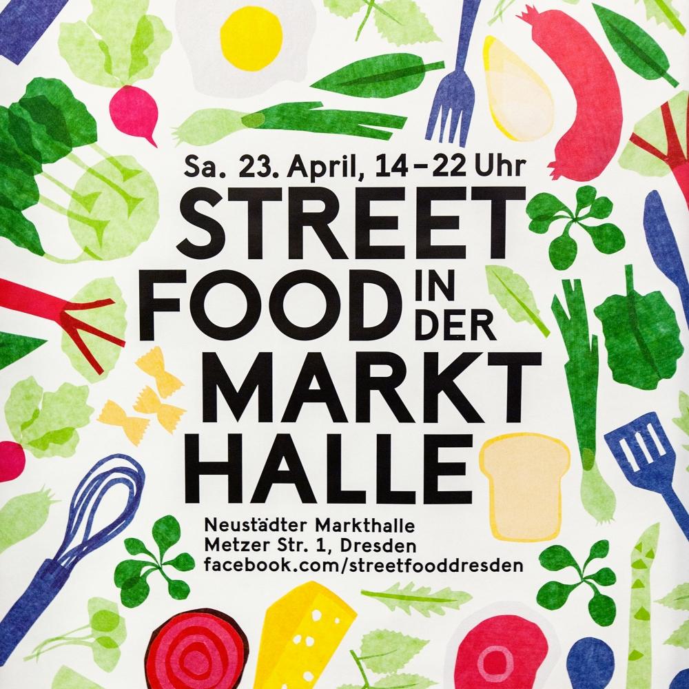 Streetfood in Dresden