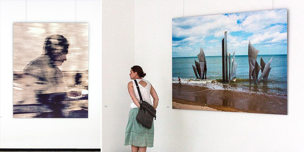 Kunstausstellung im Hotel