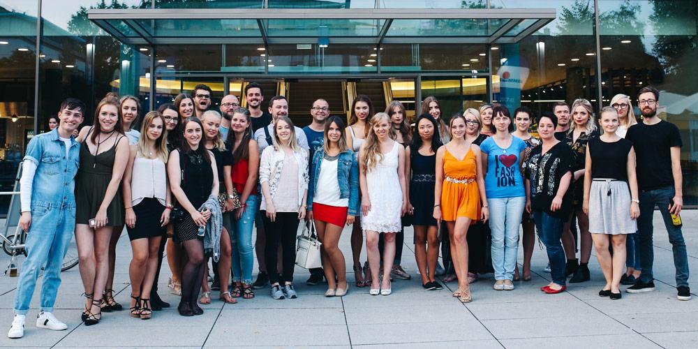Gruppenfoto Bloggertreffen