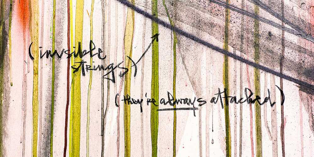 Detailansicht verknüpfte Stränge