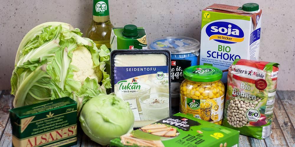 vorwiegend Bio-Produkte aus dem Kaufland