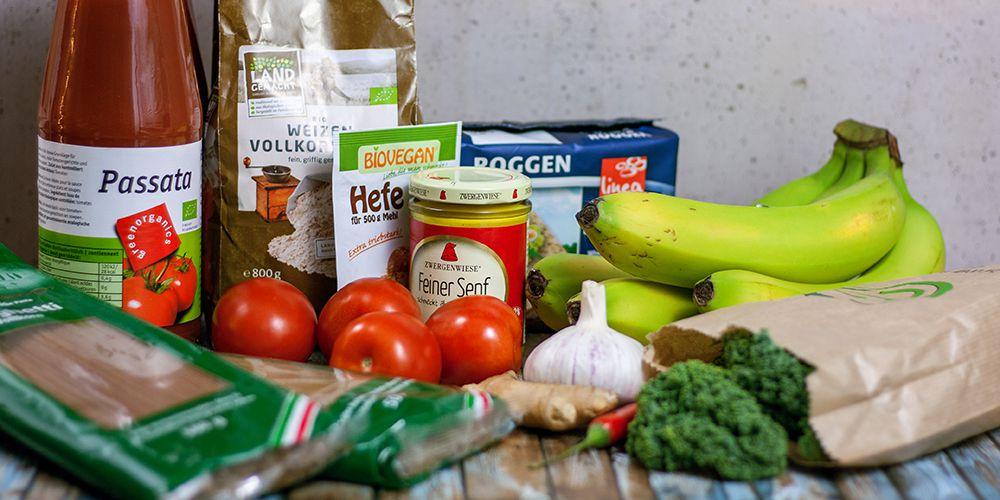 Bio-Lebensmittel von der Verbrauchergemeinschaft Dresden Mitte