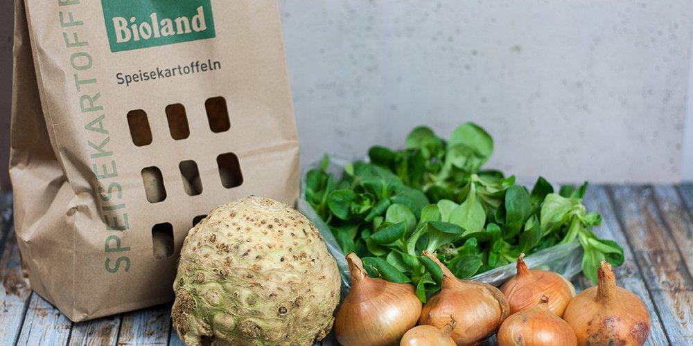 regionales und saisonales Gemüse aus Bauernhand