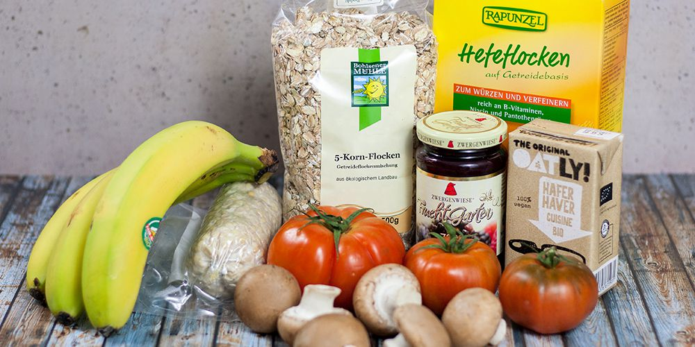 Bio-Lebensmittel aus der Verbrauchergemeinschaft
