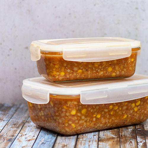 Chili Sin Carne Meal Prep